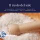 Il ruolo del sale nel processo di trasformazione degli alimenti