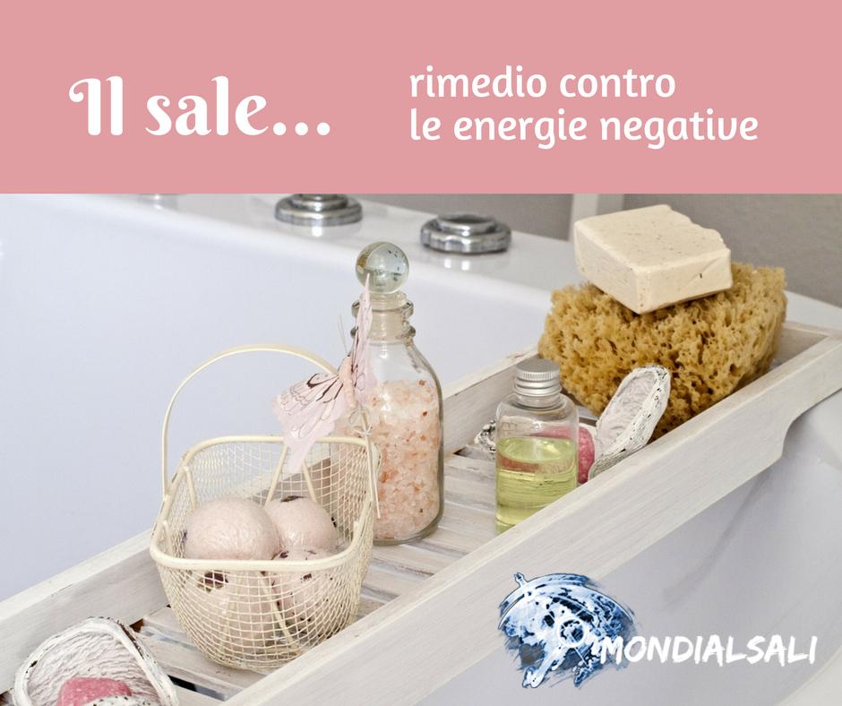 Il sale rimedio naturale per eliminare le energie - Energie negative in casa ...